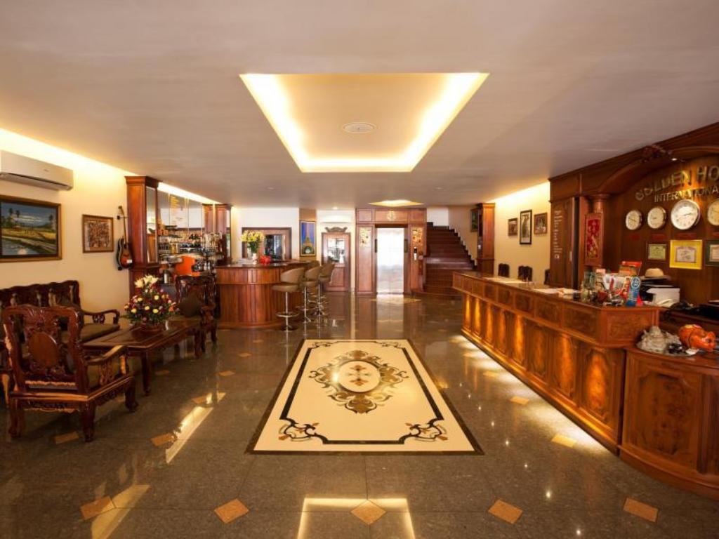 More about Golden House International Hotel