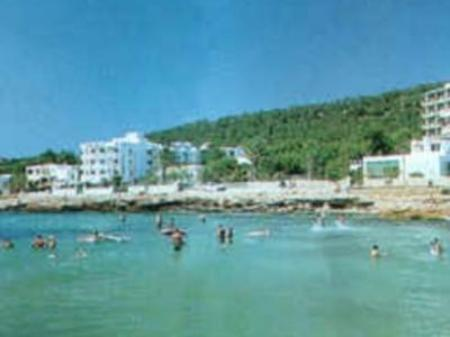 пляж Hostal Sunset Ibiza