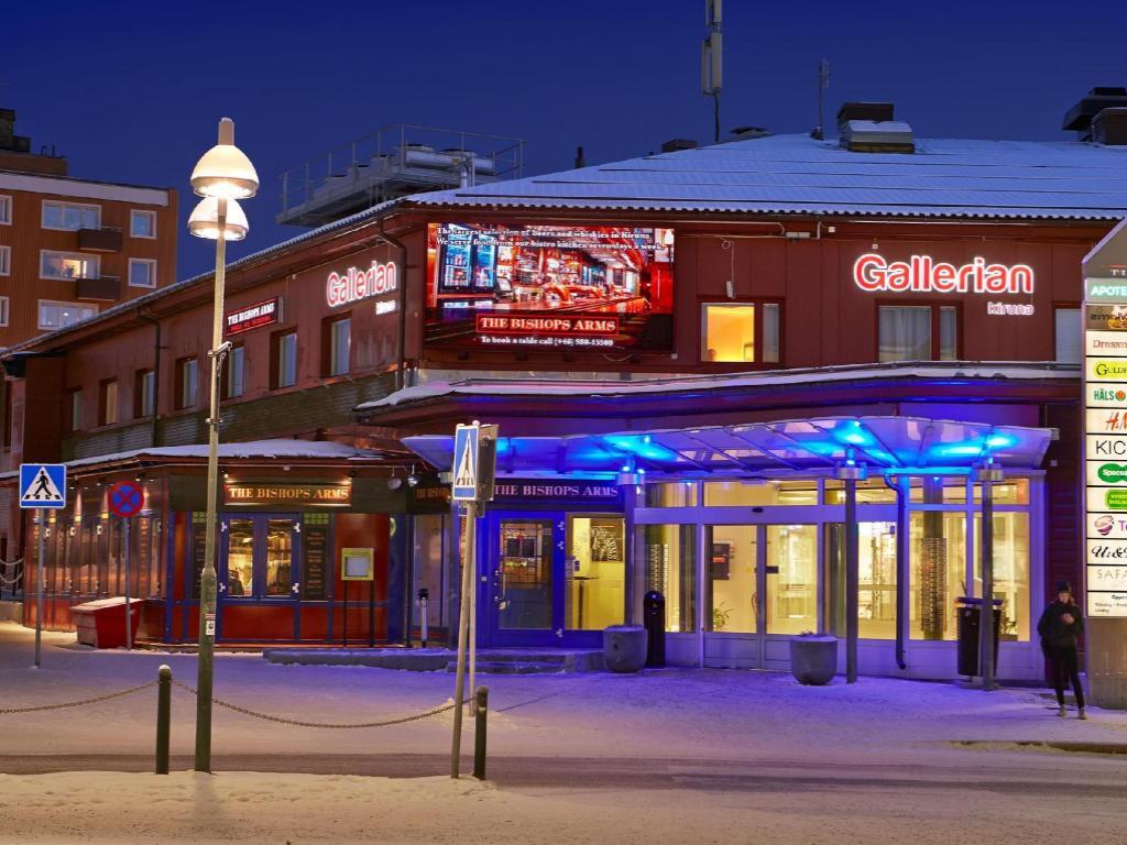 Hotel Bis Arms Kiruna