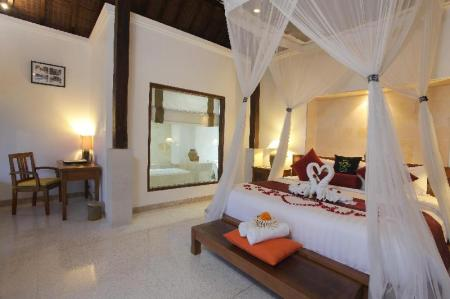 One Bedroom Villa - Bed Alam Ubud Culture Villas & Residences