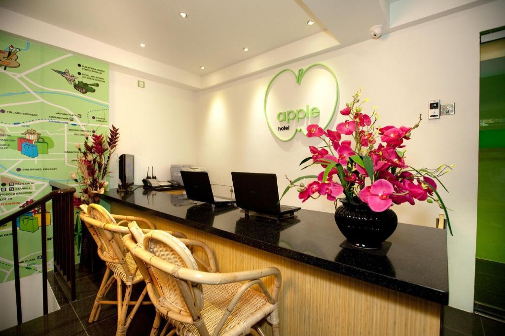 Apple Hotel in Kuala Lumpur - Room Deals, Photos & Reviews
