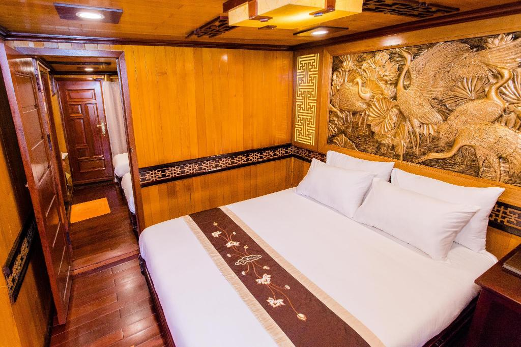 Halong Victory Cruise Booking Agodacom Best Price Guarantee