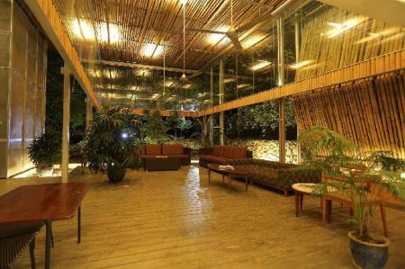 Lobby Belum Rainforest Resort