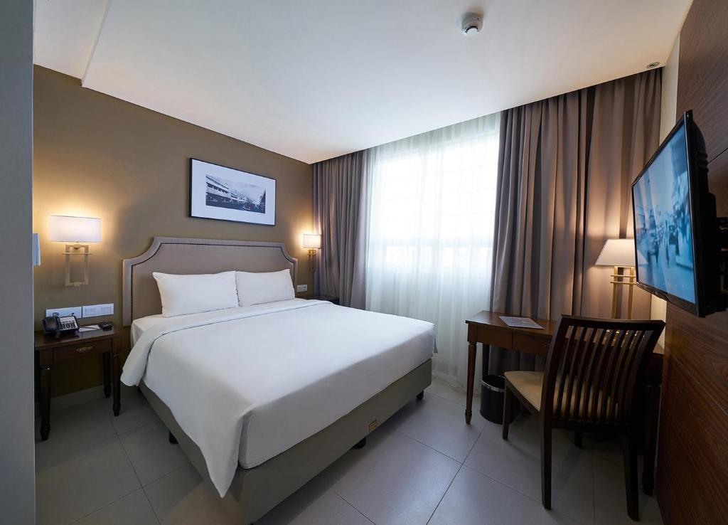 Kokoon Hotel Surabaya In Indonesia Room Deals Photos Reviews