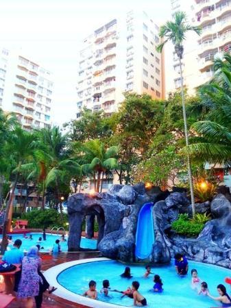 Lobby Malacca Hotel Apartment