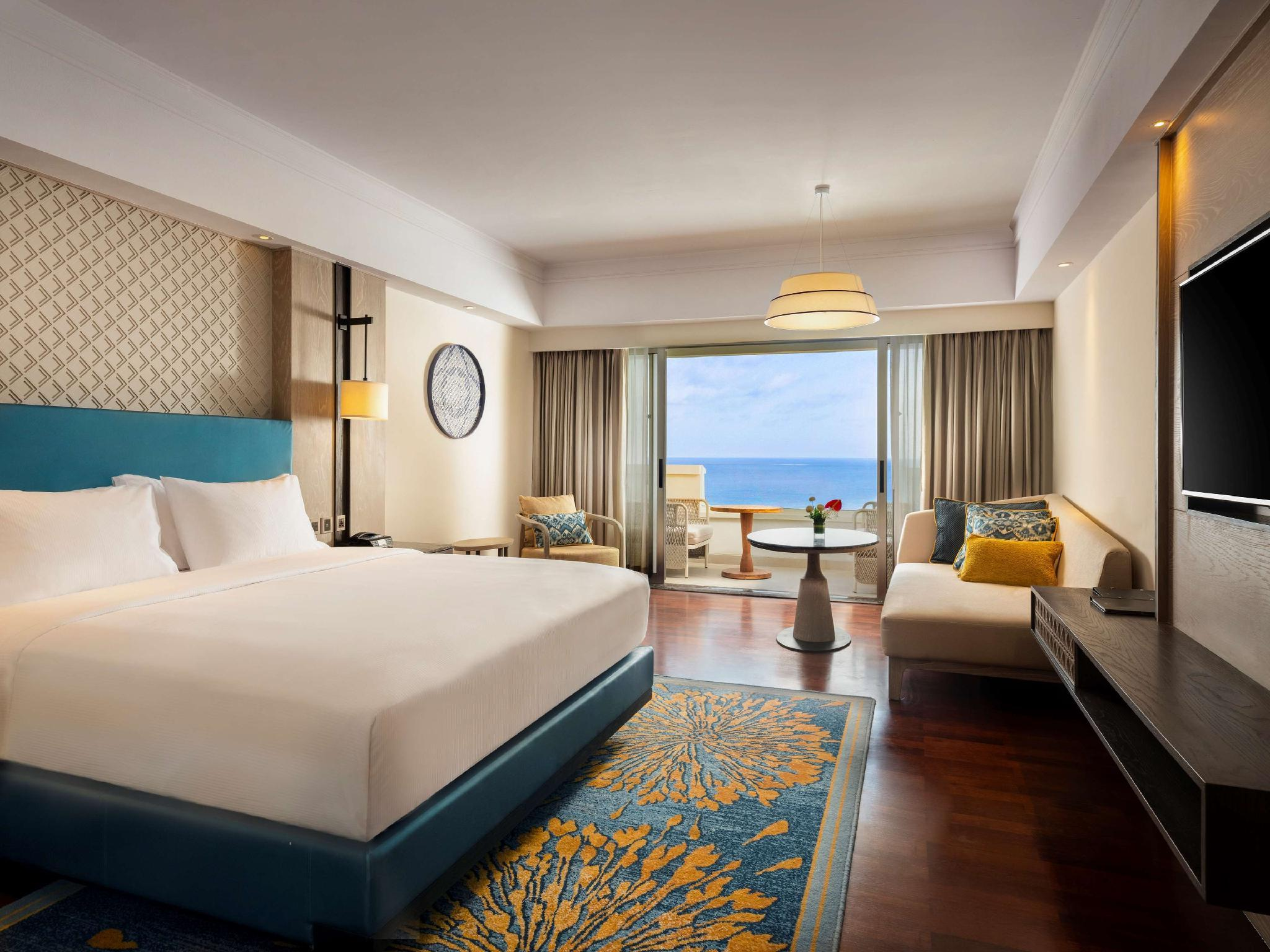 King Executive Pemandangan Samudera (King Executive Ocean View)