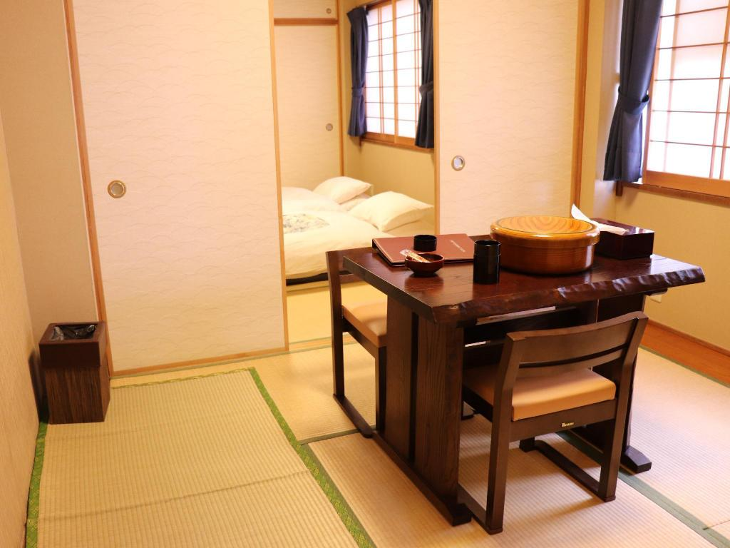Standard Japanese Room - Room plan