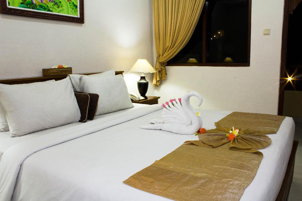 Superior Room with Breakfast - Guestroom Bali Palms Resort