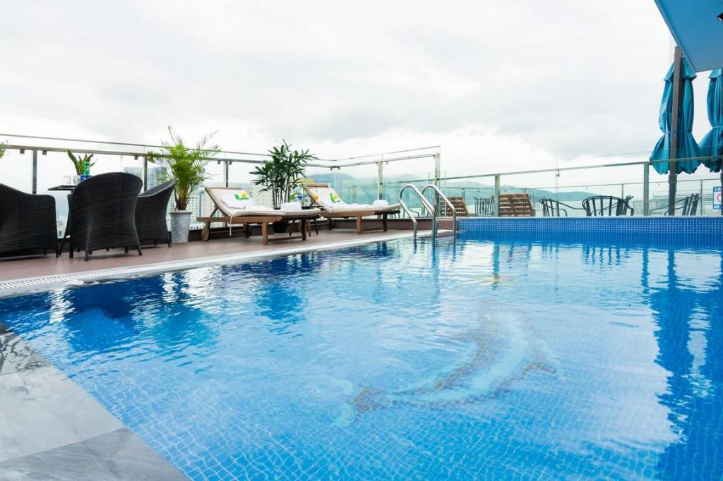 Swimming pool [outdoor] Dana Marina Boutique Hotel