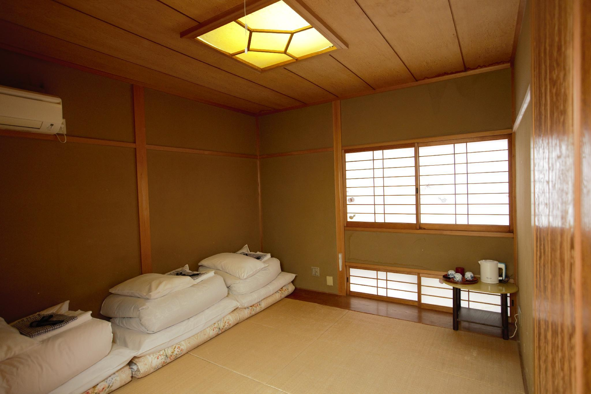 Economy Japanese Style Room for 4 People