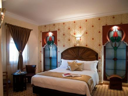 Двойна стая делукс (Deluxe Double Room)