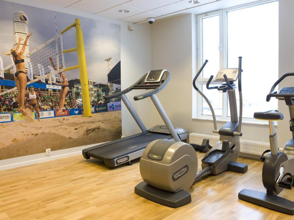 Fitness center Park Inn By Radisson Malmo