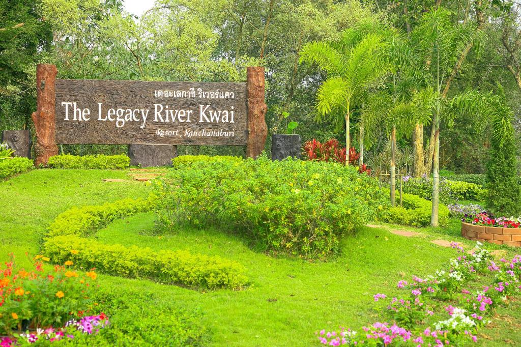 Lobby The Legacy River Kwai Resort
