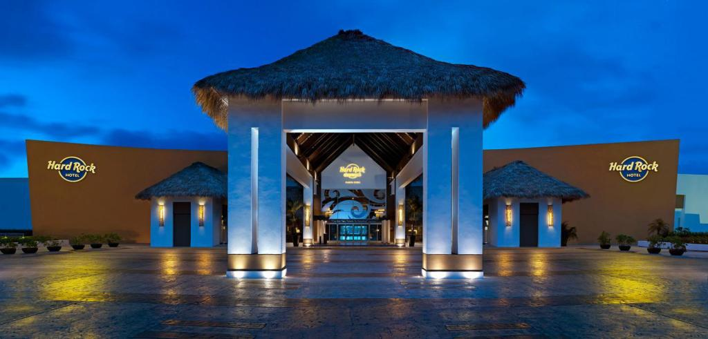 punta cana all inclusive hard rock hotel and casino