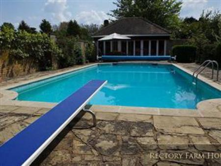 Swimming pool Rectory Farm Country House