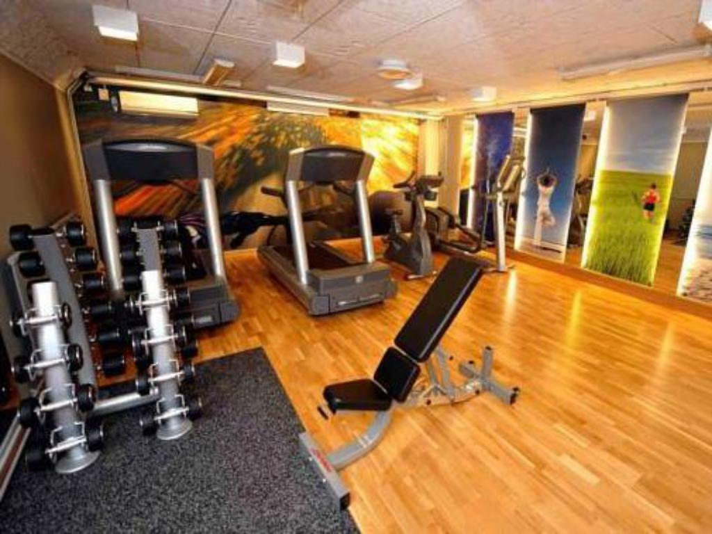 Fitness center Scandic Klarälven