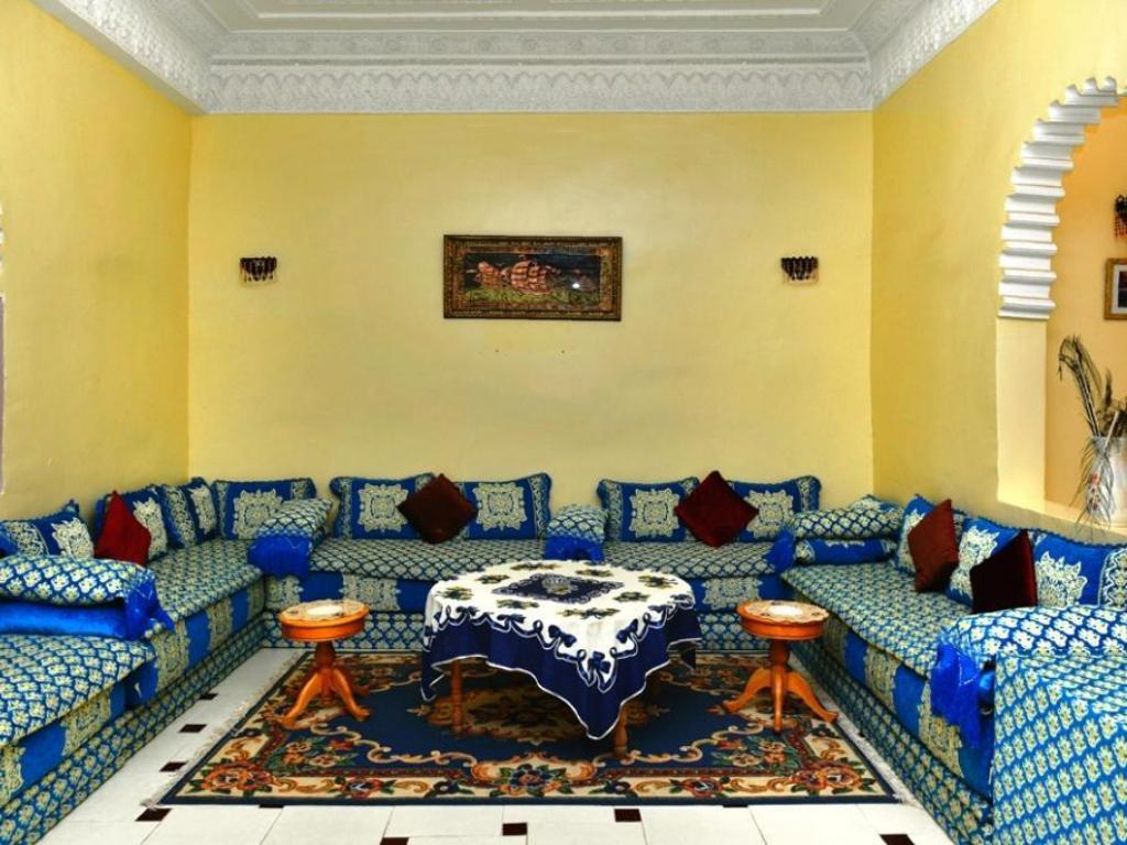 Interior view Riad Qodwa