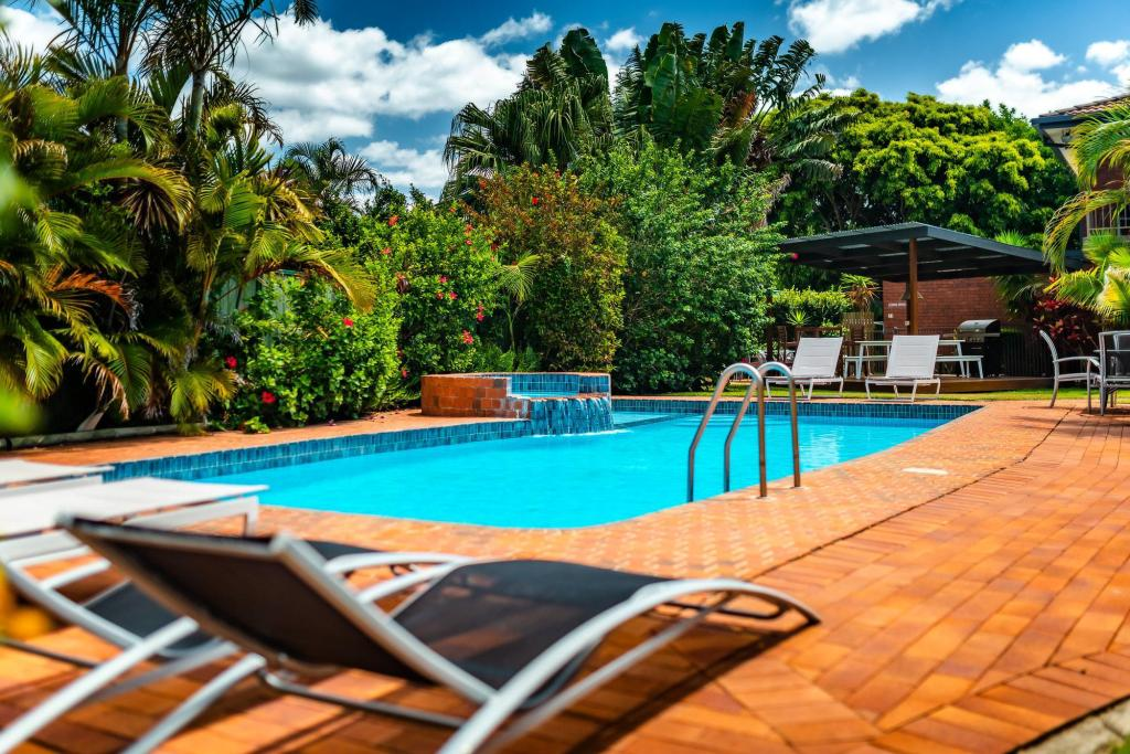 Swimming pool [outdoor] Coffs Harbour Holiday Apartments