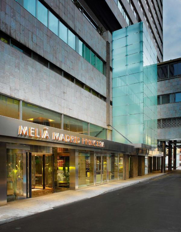 Meer over Melia Madrid Princesa