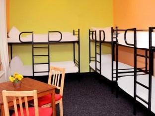Lit simple dans un dortoir de 5 lits (1 Bed in 5-Bed Dormitory)