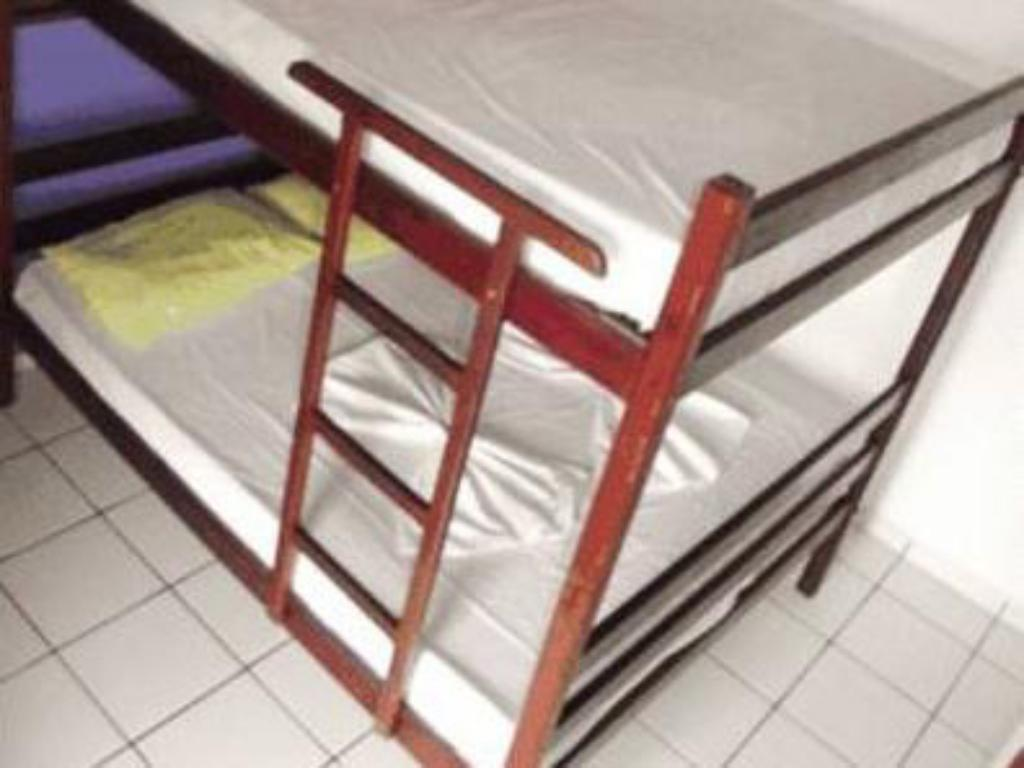 Single Bed in 6-Bed Mixed Dormitory Room - 床型 Sugar Cane Hostel