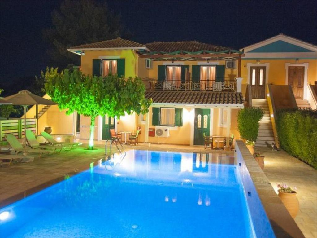 Swimming pool Villa Vita