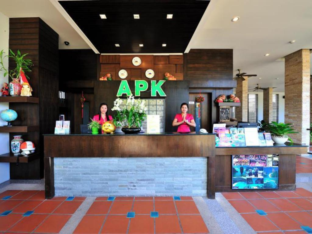 Lobby APK Resort