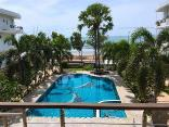 KM Condo, Beachfront & Poolview room at Pranburi