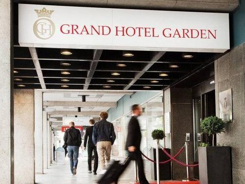 Grand hotell garden malmö
