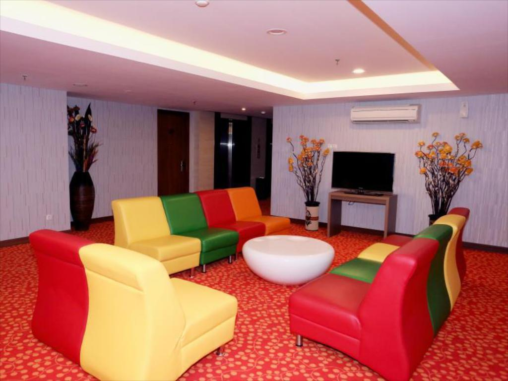 Interior view Grand HAP Hotel