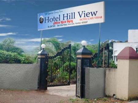 Entrance Hotel Hill View