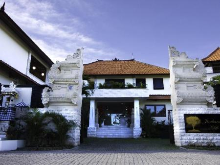 Entrance Jimbaran Cliffs Private Hotel & Spa