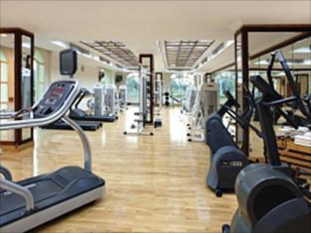 Fitness center Movenpick Hotel & Casino Cairo-Media City