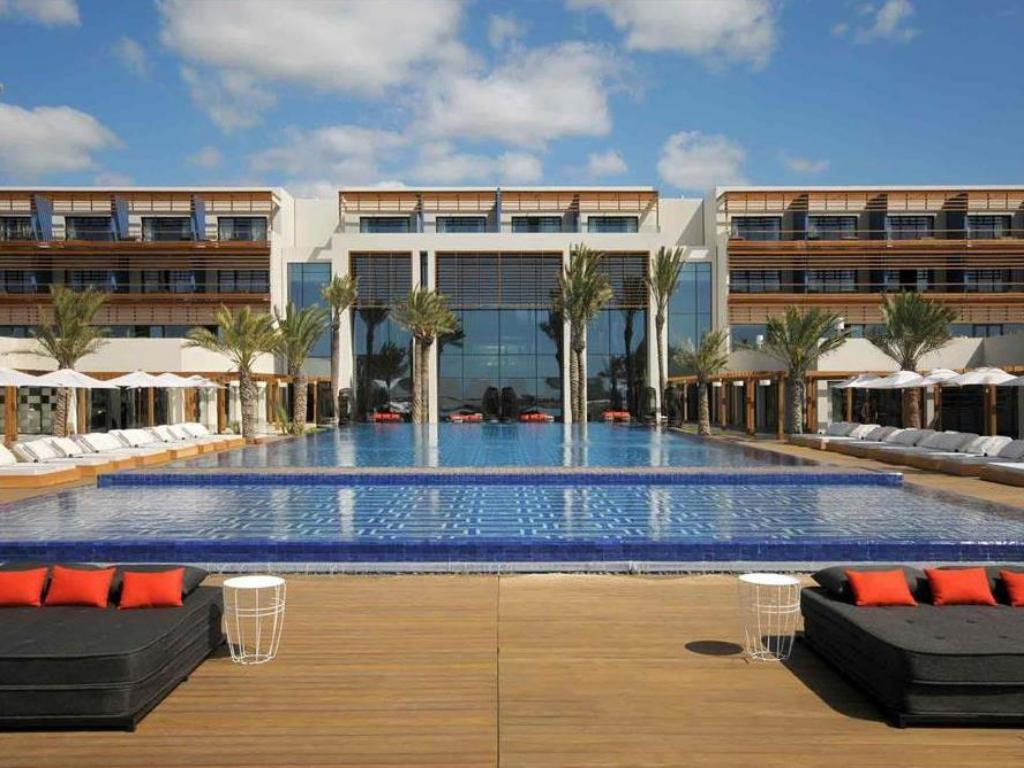 索維拉莫加多爾索菲特高爾夫Spa中心Sofitel Essaouira Mogador Golf & Spa Hotel