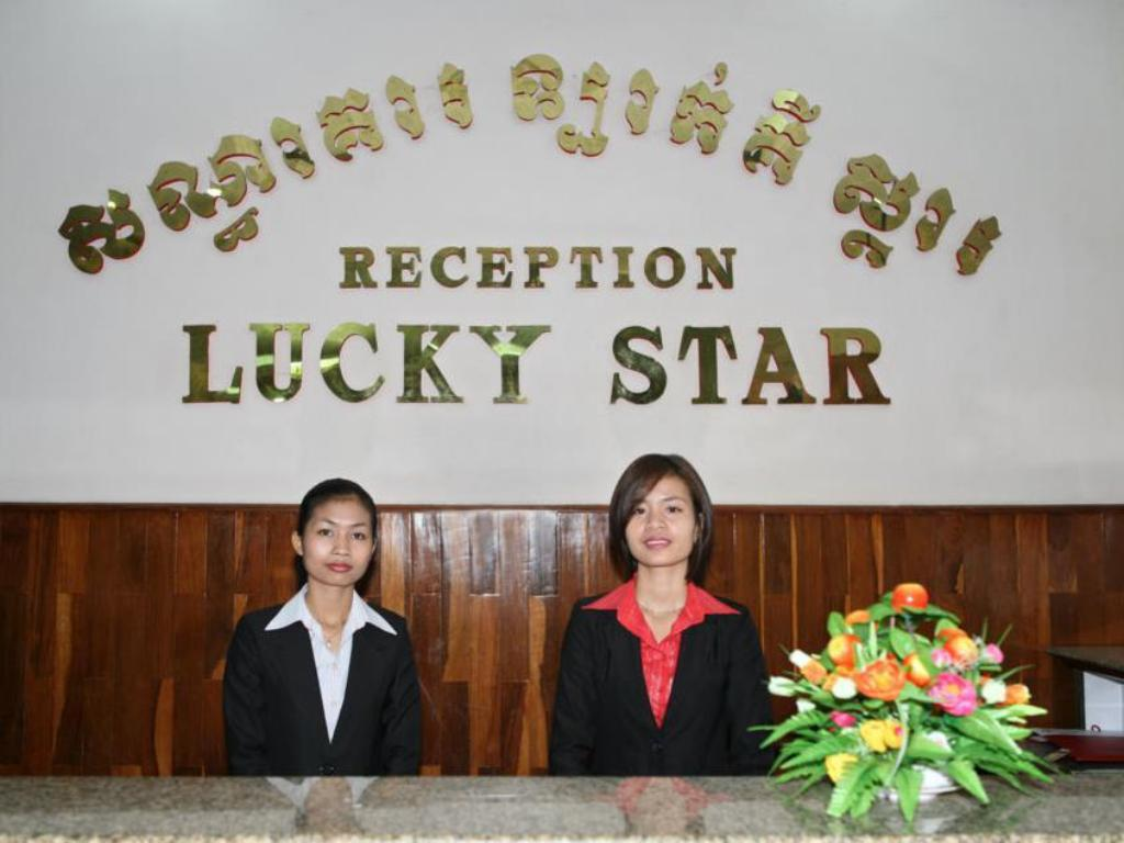 Reception Lucky Star Hotel