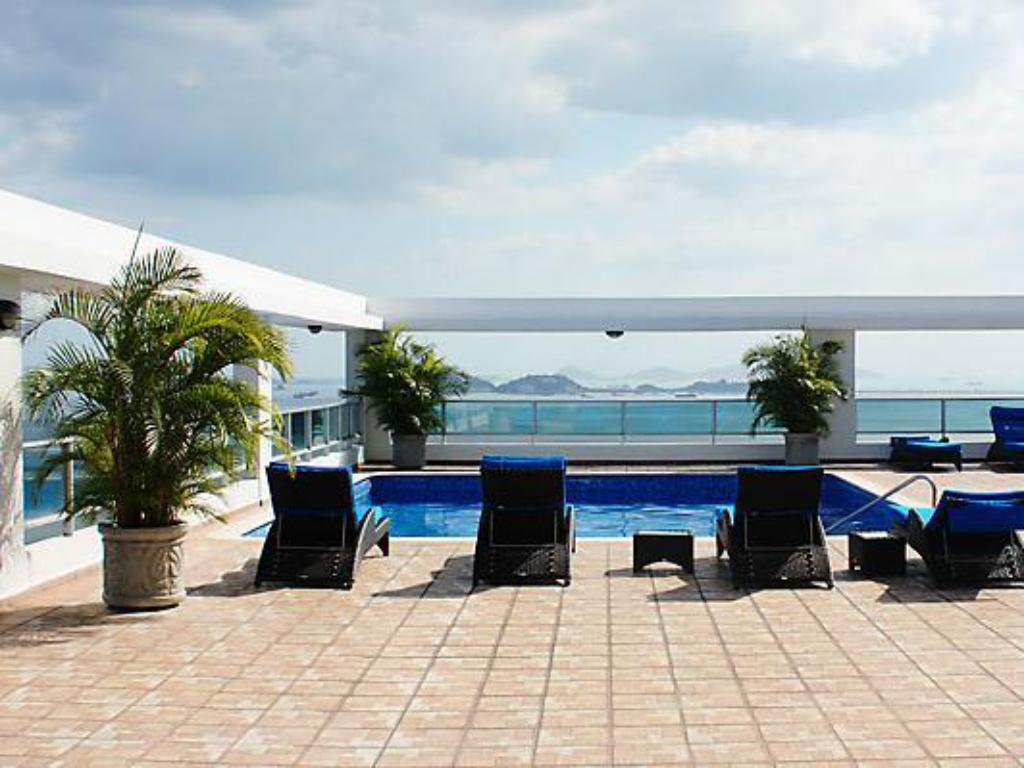 Uima-allas Panama Luxury Apartments
