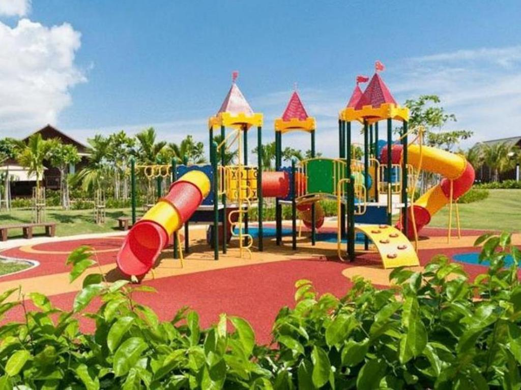 Parque infantil Duyong Marina and Resort