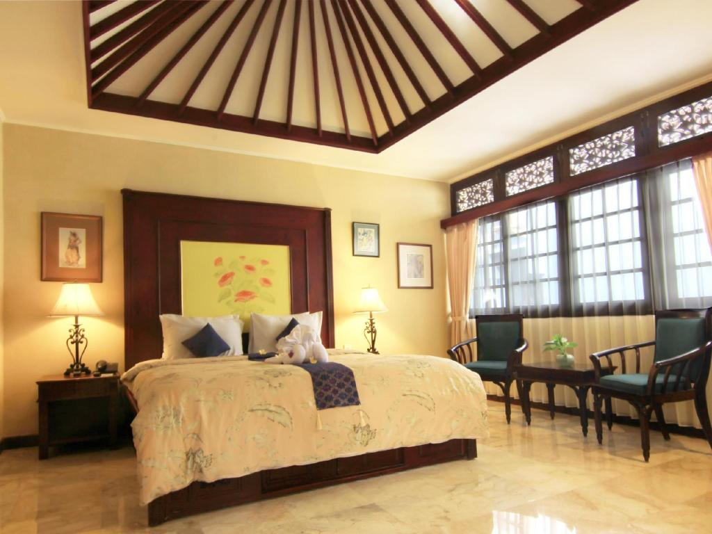 See all 6 photos Royal Tunjung Bali Villa