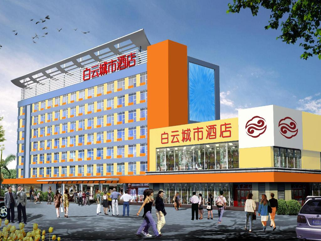 More about Guangdong Baiyun City Hotel