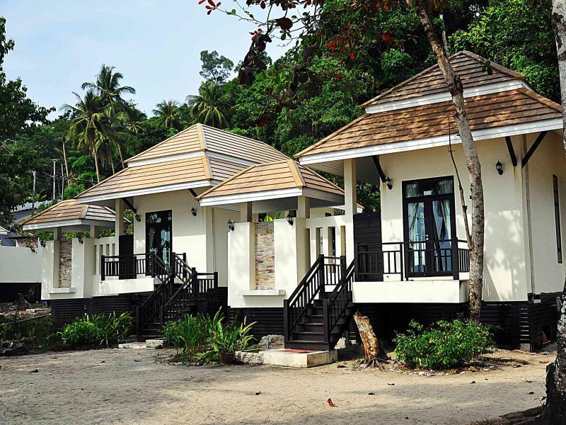 Poolvillor (Pool Villas)