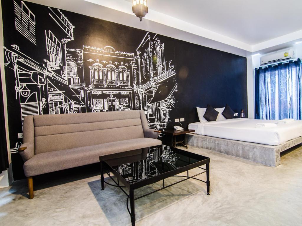 Студио Chic Boutique Hotel