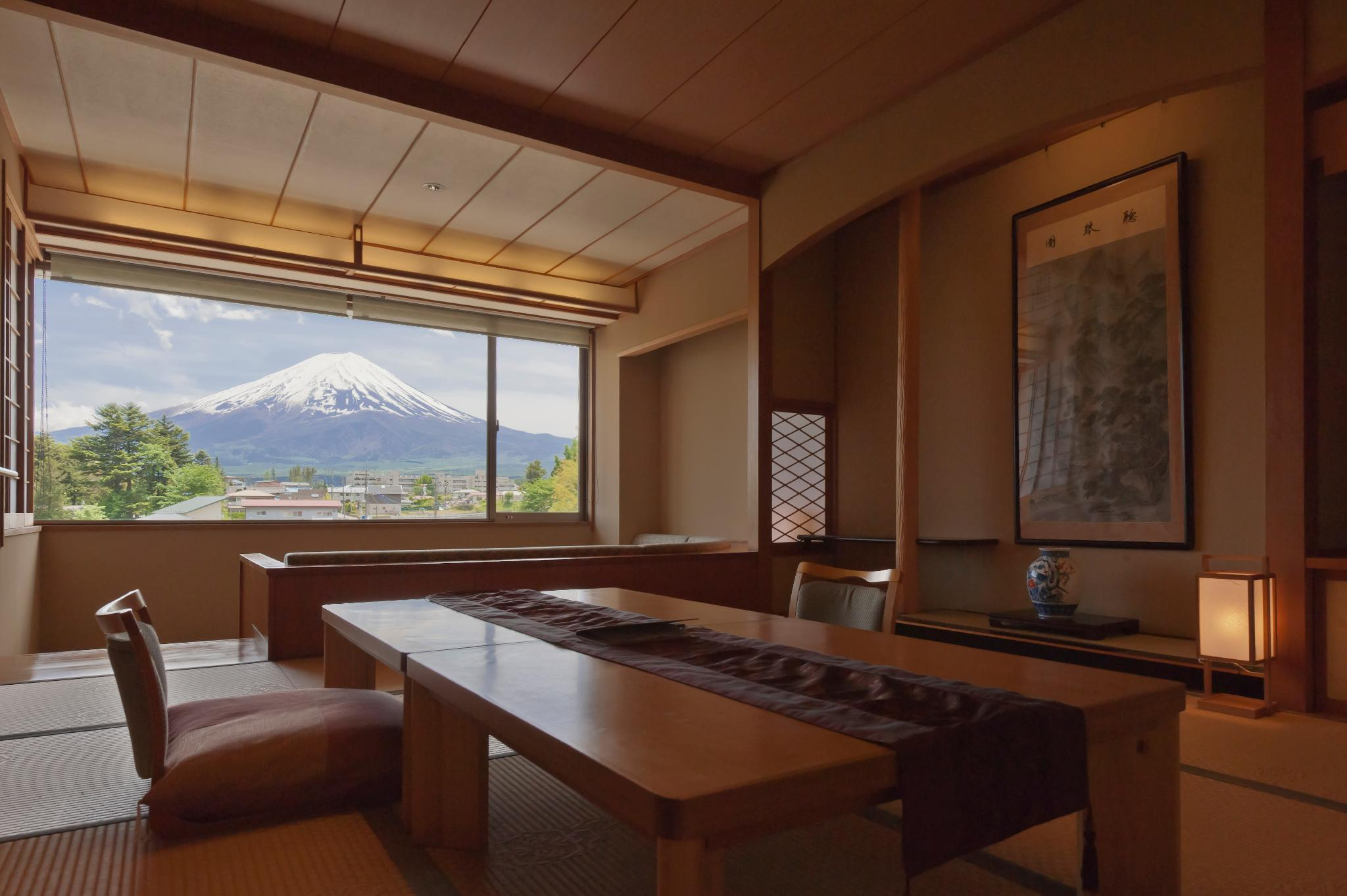 Annex High Floor Superior Mount Fuji View Japanese Style Room
