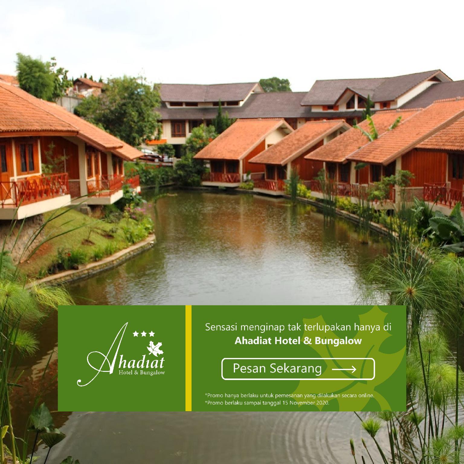 Ahadiat Hotel Bungalow Resort Bandung Deals Photos Reviews