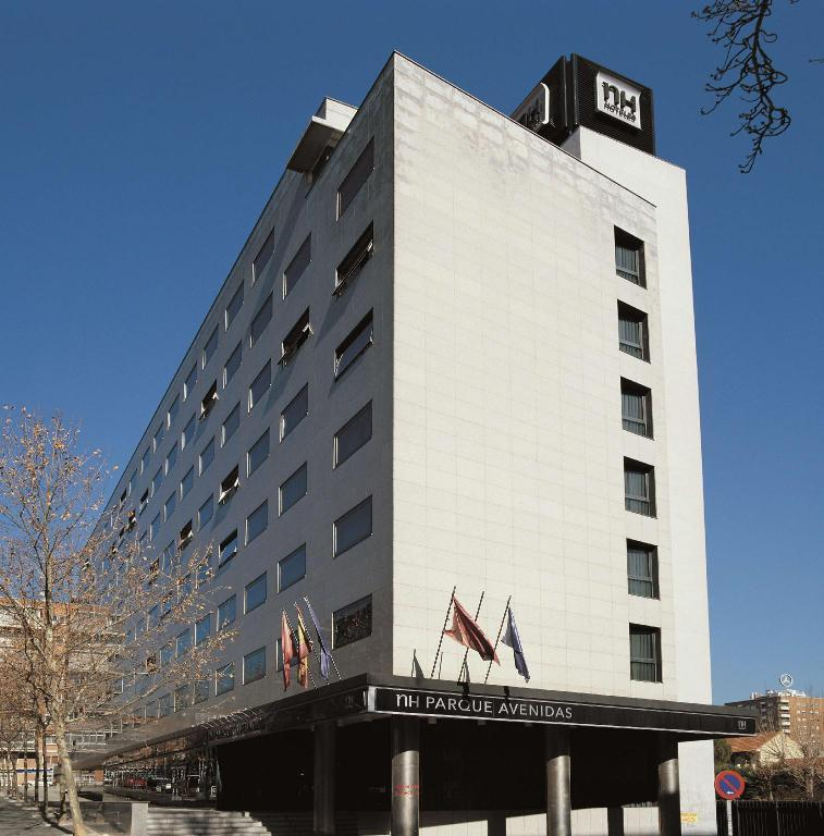 Nh Madrid Ventas Pet Friendly Hotel Deals Photos Reviews