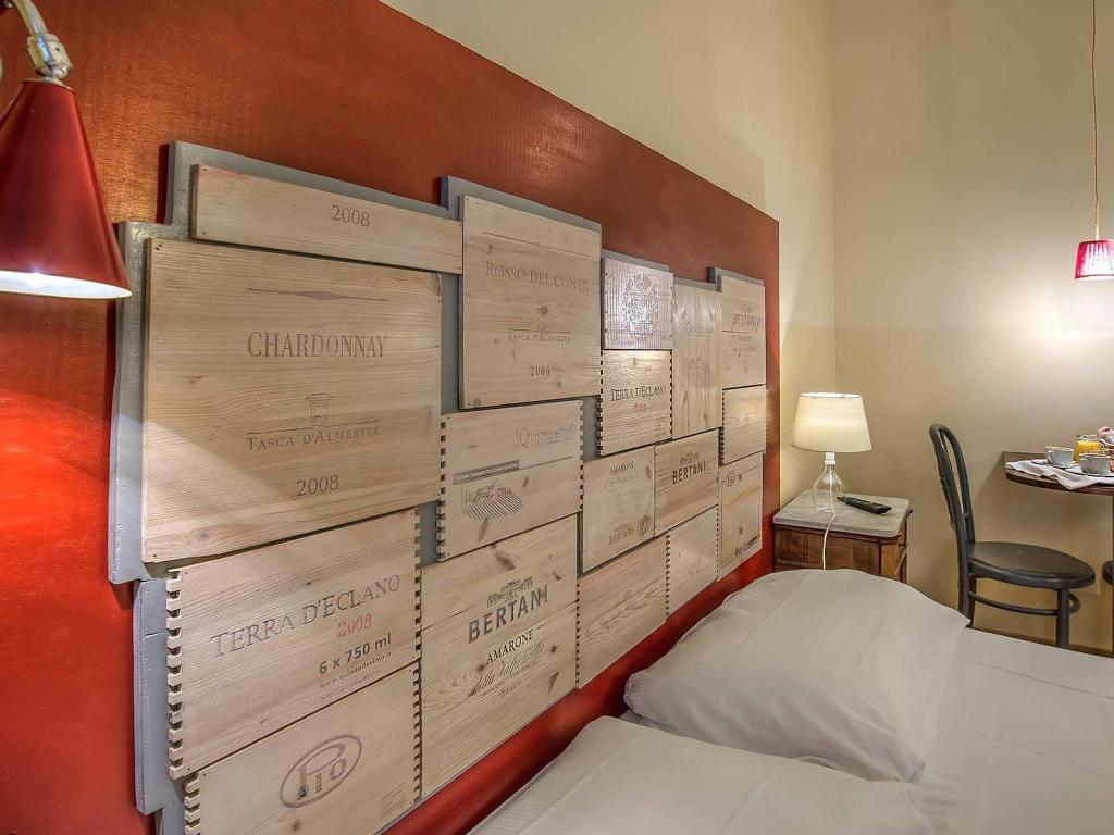 Double for Single Use - Guestroom B&B 94Rooms Vatican-Scipioni