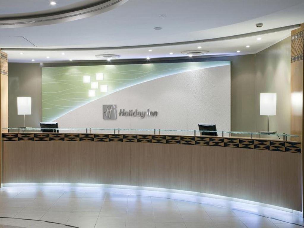 Lobby Holiday Inn Suva