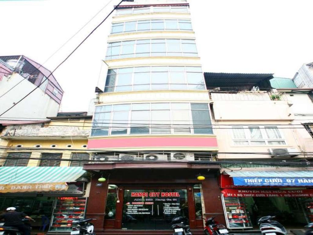 Exterior view Hanoi City Hostel