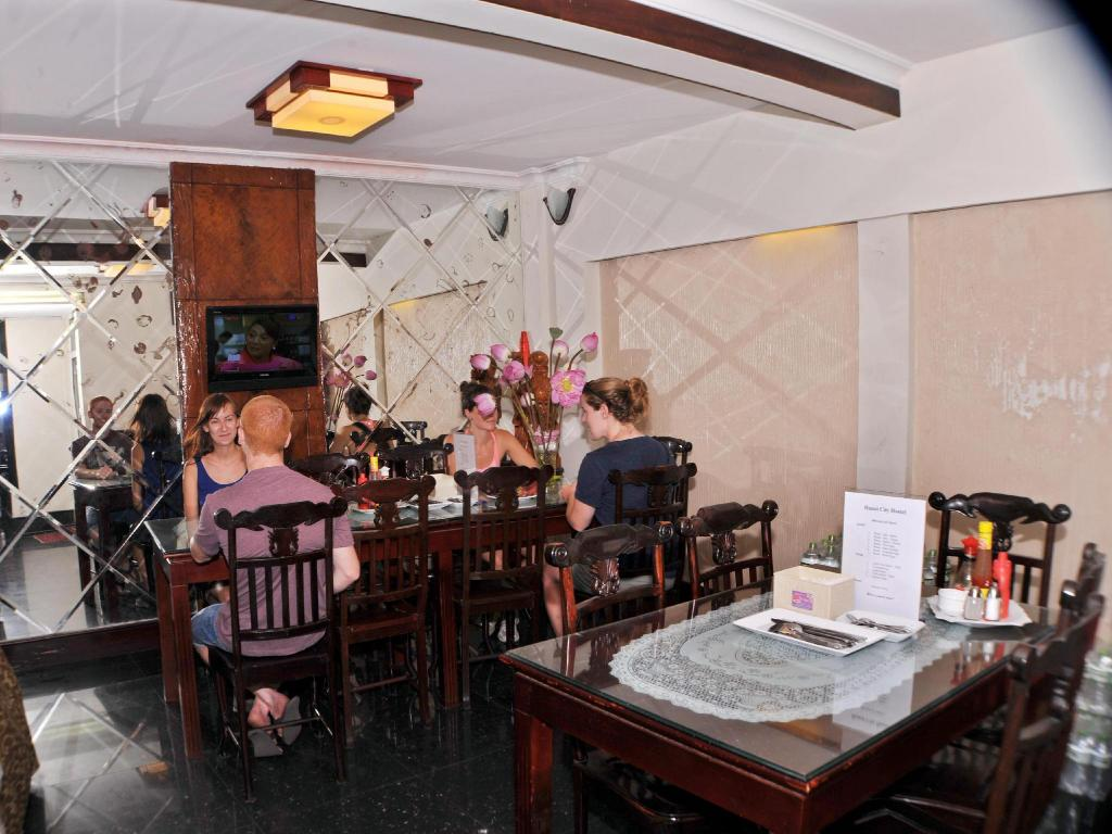 Restaurant Hanoi City Hostel