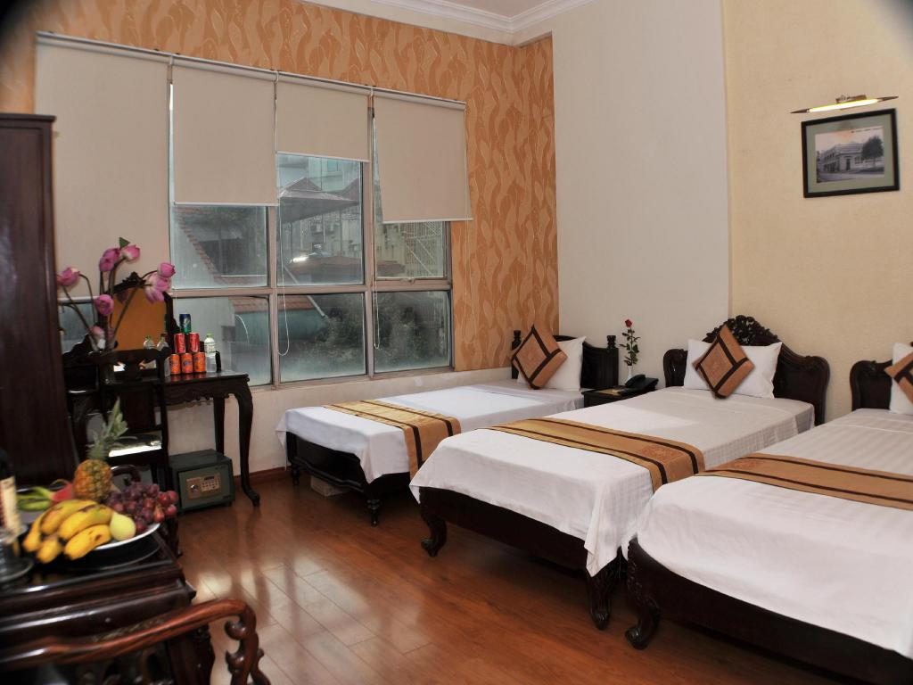 See all 30 photos Hanoi City Hostel