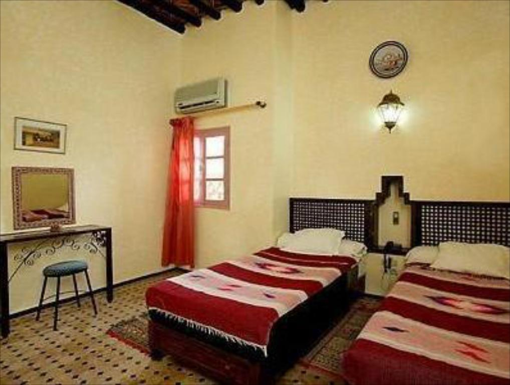 Kasbah Double Room